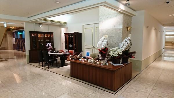 ホテル日航福岡にスイスオルゴールサロン開店しました。